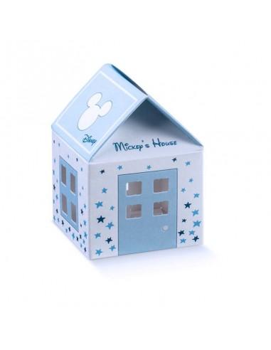 Scatoline Portaconfetti Disney casetta topolino Battesimo