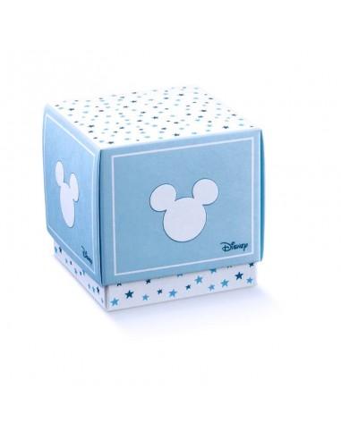 Scatole Portaconfetti Disney Topolino Battesimo Nascita mm.