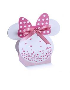 Scatole Portaconfetti Minnie Disney Topolina Battesimo Nascita