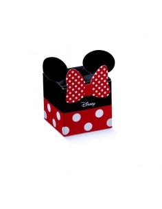 Scatoline Portaconfetti classico Disney minnie con fiocchetto
