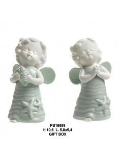 ANGELO IN PORCELLANA STILE MARINO BomboniereShopStore