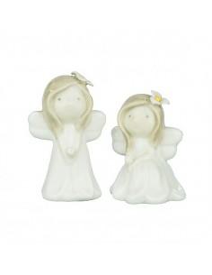 Fatina in ceramica 2 soggetti assortiti BomboniereShopStore