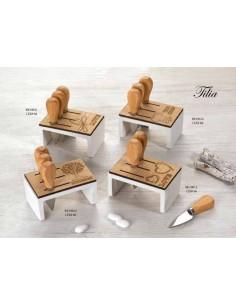 Bomboniere Dolcicose elegante porta coltellino da formaggio