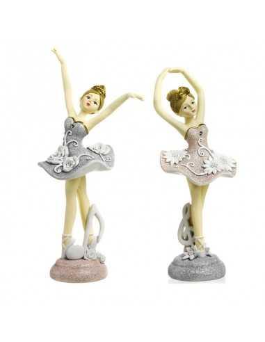 Navel ballerina 3 posizioni assortite