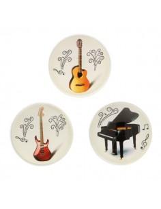 Bomboniera magnete strumenti musicali BomboniereShopStore