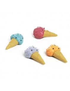 Bomboniera cono gelato con magnete BomboniereShopStore