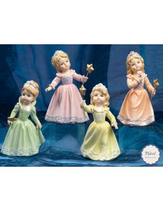 Bomboniera principessa porcellana Navel - Bomboniere Shop Store