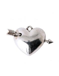 Applicazione zama cuore di cupido cm.3,5 - Bomboniere Shop Store