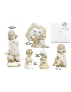Collezione Mandorle bimbi in porcellana - Bomboniere Shop Store