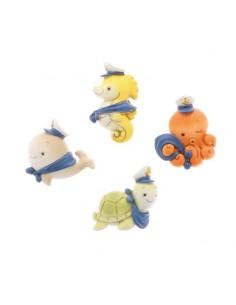 Bomboniera animali marini con magnete BomboniereShopStore
