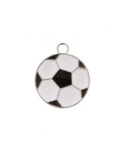 Ciondolo in zama palla da calcio BomboniereShopStore