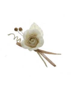 Rametto fiore rustico - Bomboniere Shop Store