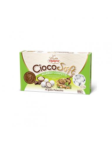 Confetti ciocosoft al gusto pistacchio - Bomboniere Shop Store