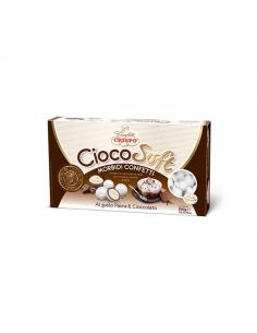 Confetti ciocosoft al gusto panna e cioccolato - Bomboniere Shop Store
