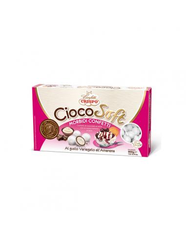 Confetti ciocosoft al gusto variegato amarena - Bomboniere Shop Store