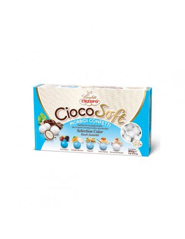 Confetti ciocosoft selection color celeste - Bomboniere Shop Store