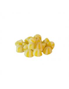 Twist gialli zuccherati Biribao - Bomboniere Shop Store