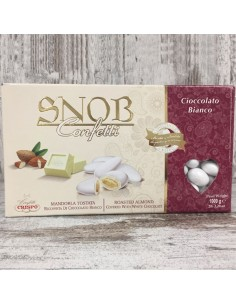 Confetti snob al cioccolato bianco 1kg - Bomboniere Shop Store