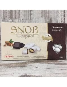 Confetti snob cioccolato fondente 1kg - Bomboniere Shop Store