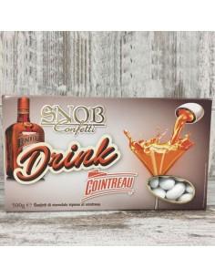 CONFETTI CRISPO SNOB GUSTI DRINK COINTREAU - Bomboniere Shop Store