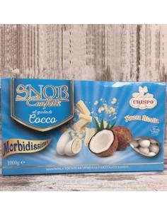 CONFETTI CRISPO SNOB GUSTI COCCO 1 KG - Bomboniere Shop Store