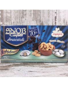 CONFETTI CRISPO SNOB GUSTI ANACARDI - Bomboniere Shop Store