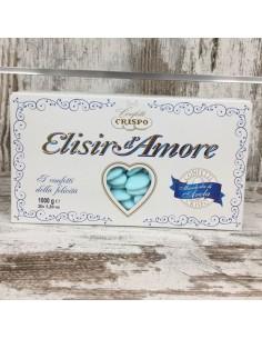 CONFETTI CRISPO MANDORLA CELESTI ELISIR D AMORE - Bomboniere Shop Store