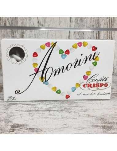 Confetti amorini Crispo bianchi - Bomboniere Shop Store
