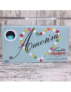 CONFETTI CRISPO AMORINI CELESTI ONLINE - Bomboniere Shop Store