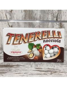 CONFETTI TENERELLI CRISPO BIANCO - Bomboniere Shop Store