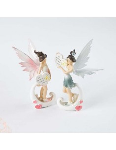 STATUETTA FATA IDEE REGALO ACQUISTO ON LINE - Bomboniere Shop Store