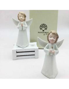 ANGELI IN PORCELLANA BOMBONIERE OFFERTA - Bomboniere Shop Store