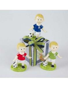 Bomboniere calciatori idee comunione compleanno maschio