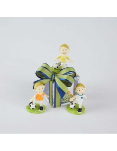 Portachiavi calcio giocatori bomboniere per compleanno - Bomboniere Shop Store