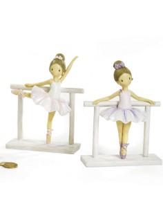 Ballerina Bomboniera Comunione Femmina Tema Danza