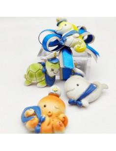 Bomboniera animali marini con magnete - Bomboniere Shop Store