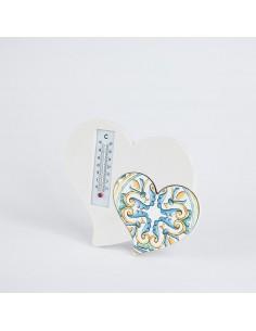 Idee Bomboniere Utili Cuore Termometro per Ambienti - Bomboniere Shop Store