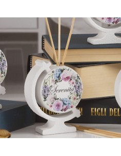 Mappamondo Profumatore Idee Originali per Matrimonio - Bomboniere Shop Store