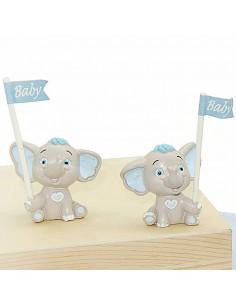 Bomboniera Elefantino Dumbo Bomboniere per Nascita e Battesimo Maschio - Bomboniere Shop Store
