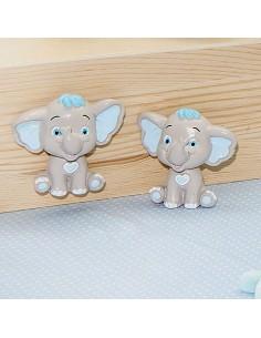 Calamite nascita bimbo bomboniera elefantino - Bomboniere Shop Store