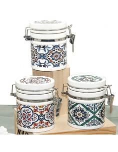 Bomboniere Matrimonio Barattoli Ceramica Maiolica - Bomboniere Shop Store