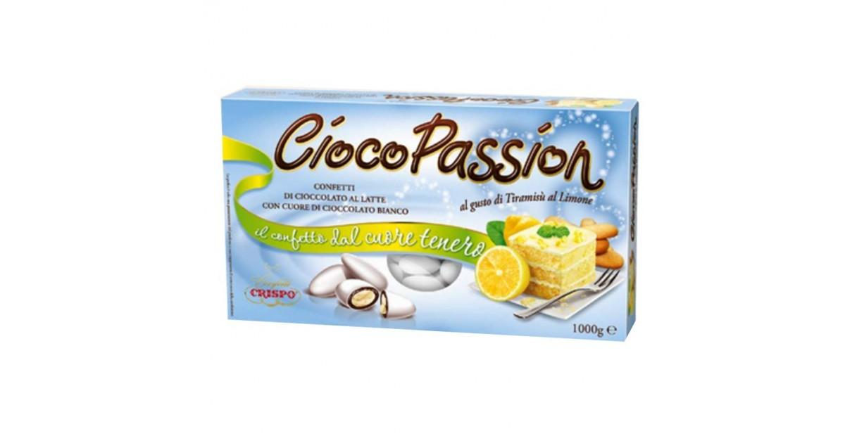 Cioco passion tiramisu al limone