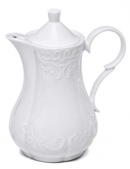 Teiera in porcellana bianca - Bomboniere Shop Store