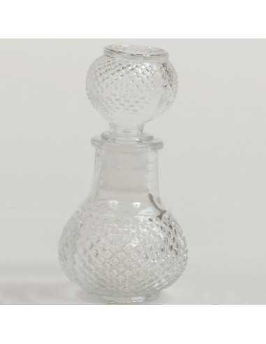 Bottiglia vetro tonda 50ml altezza 10cm - Bomboniere Shop Store