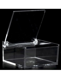 scatola plex a scrigno - Bomboniere Shop Store