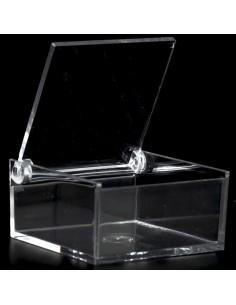 scatola plex a scrigno BomboniereShopStore