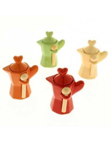 COFFEE MOKA CLASSIC S/4 H 12        4/48
